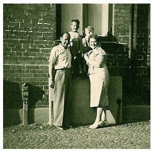 Allan, Alfred och Bergljot