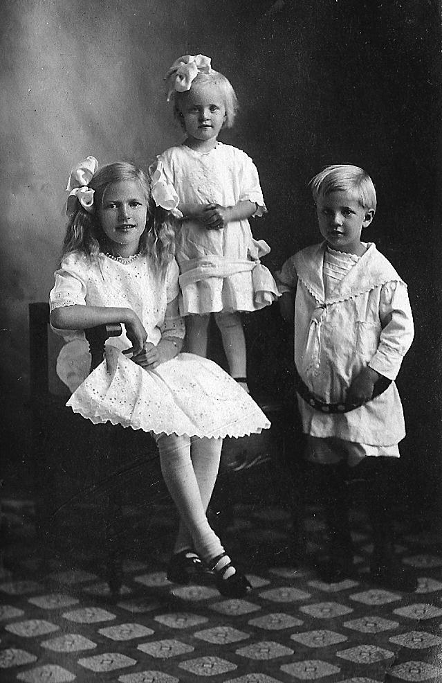 Carl Severin Christofferson barn