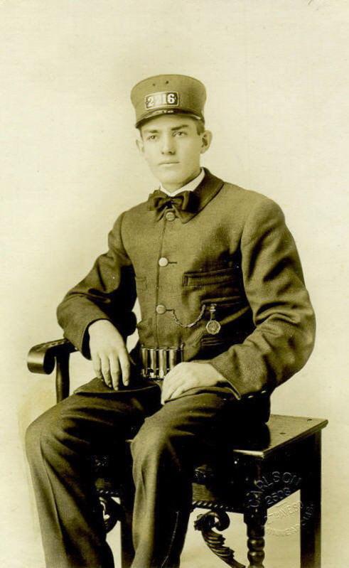 Gustav Carl Herman Lohman