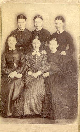 Sarah Ellen Jacobsdatter familj