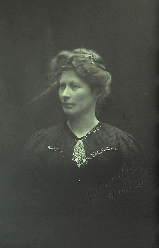 Olava Severine Pedersdatter Kvalevåg