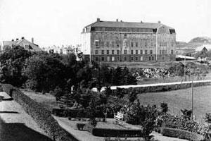 Sjukhuset