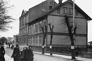Hødgre skola