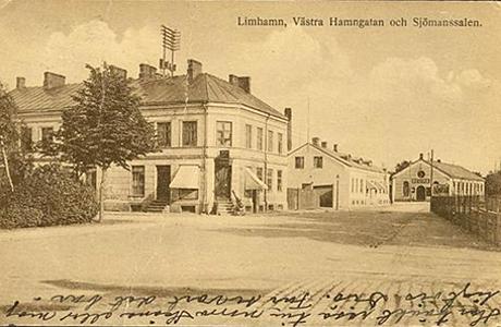 Västra Hamngatan