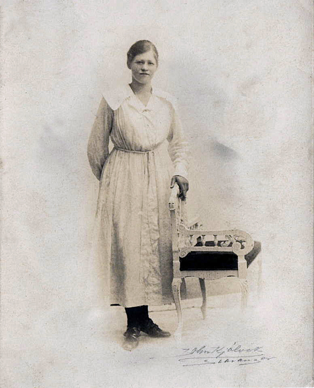 Martha Helmine Aadnesdatter Svinelid